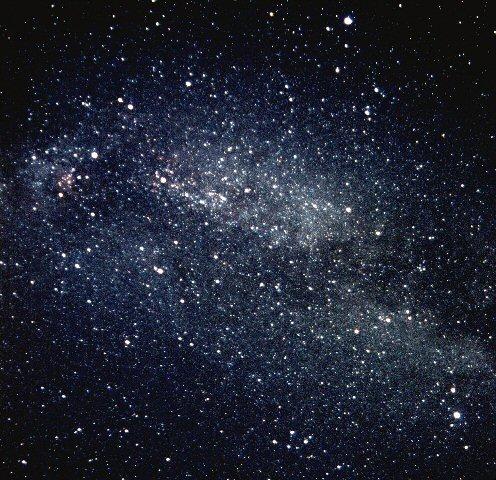 Casa andreatta andreatta house la visione del cielo di for Foto galassie hd