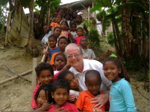 Madre Camilla Andreatta, Hogar Campesino, Esmeraldas, Ecuador (Foto copertina del libro: Sergio Andreatta, CAMILLA, 50anni di missione, 2015)