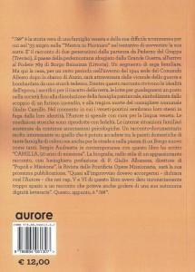 Sergio Andreatta, 769 - Storie di pionieri, Aurore Ed., dic. 2014 (retro)