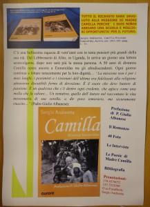 Camilla, Locandina (2)