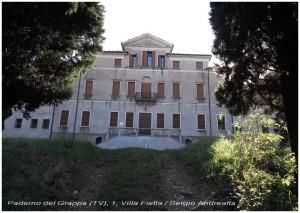 Paderno del Grappa (1), Villa Fietta