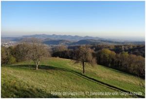 Paderno del Grappa (11), panorama sulla valle