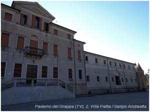 Paderno del Grappa (2), Villa Fietta