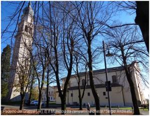 Paderno del Grappa (8), il Municipio tra campanile e chiesa