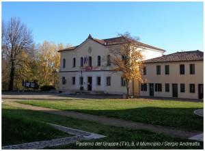 Paderno del Grappa (9), il Municipio.JPG