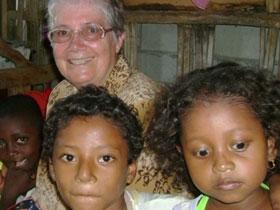 Madre Camilla, missione